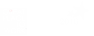 Great Place to Work Finland 2016